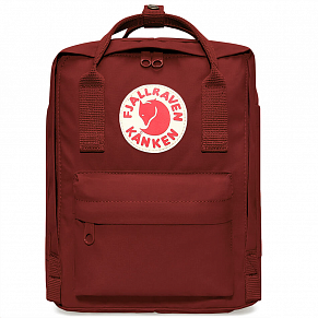 Fjallraven Kanken Mini Backpack (Ox Red)