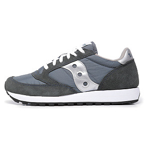 Кроссовки Saucony Jazz Original (Navy-Silver)