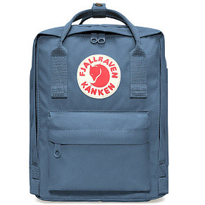 Fjallraven Kanken Kids Backpack (Blue Ridge)