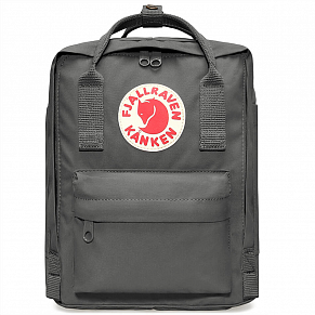 Fjallraven Kanken Mini Backpack (Super Grey)