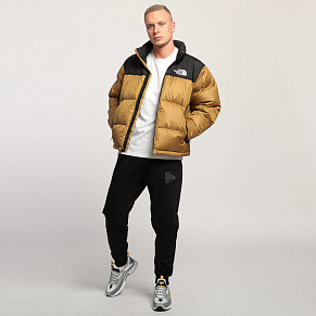 Мужская куртка The North Face 1996 Retro Nuptse (British Khaki)