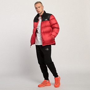 Мужская куртка The North Face Nuptse IV Nevero Down (Red)