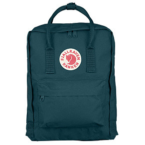 Fjallraven Kanken Backpack (Glacier Green)